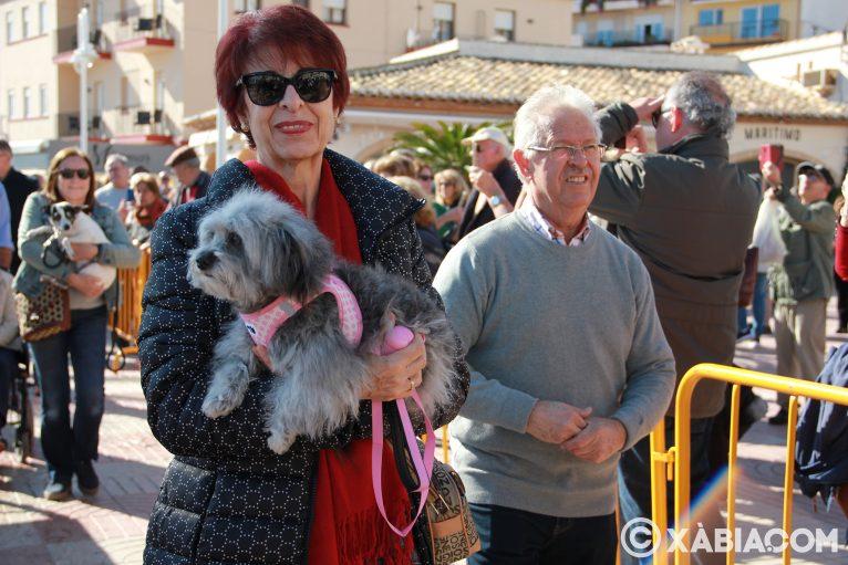 Dia de Sant Antoni. Benedicció d'animals en Duanes de la Mar (22)