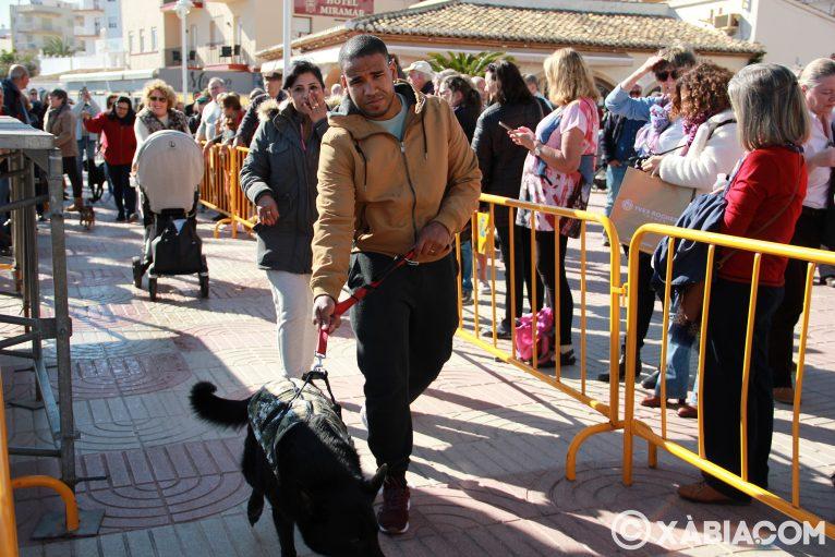 Dia de Sant Antoni. Benedicció d'animals en Duanes de la Mar (26)