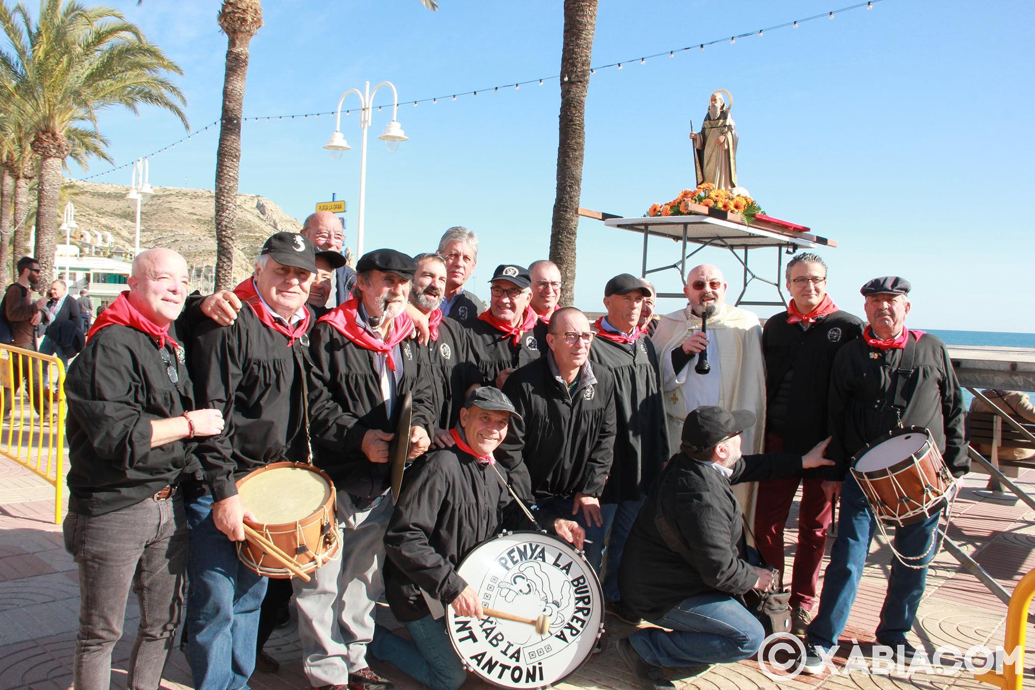 Dia de Sant Antoni. Benedicció d'animals en Duanes de la Mar (29)