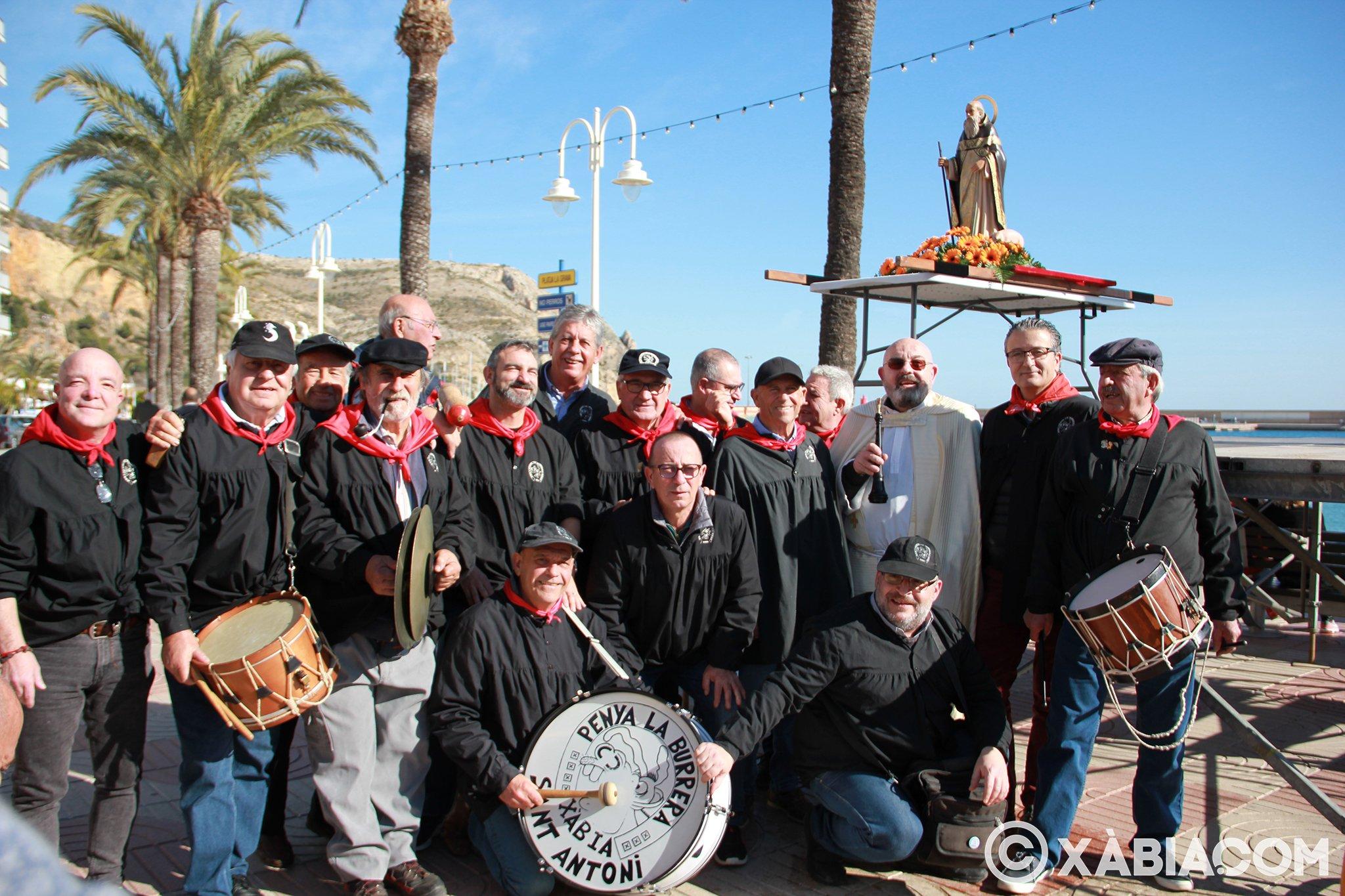 Dia de Sant Antoni. Benedicció d'animals en Duanes de la Mar (34)