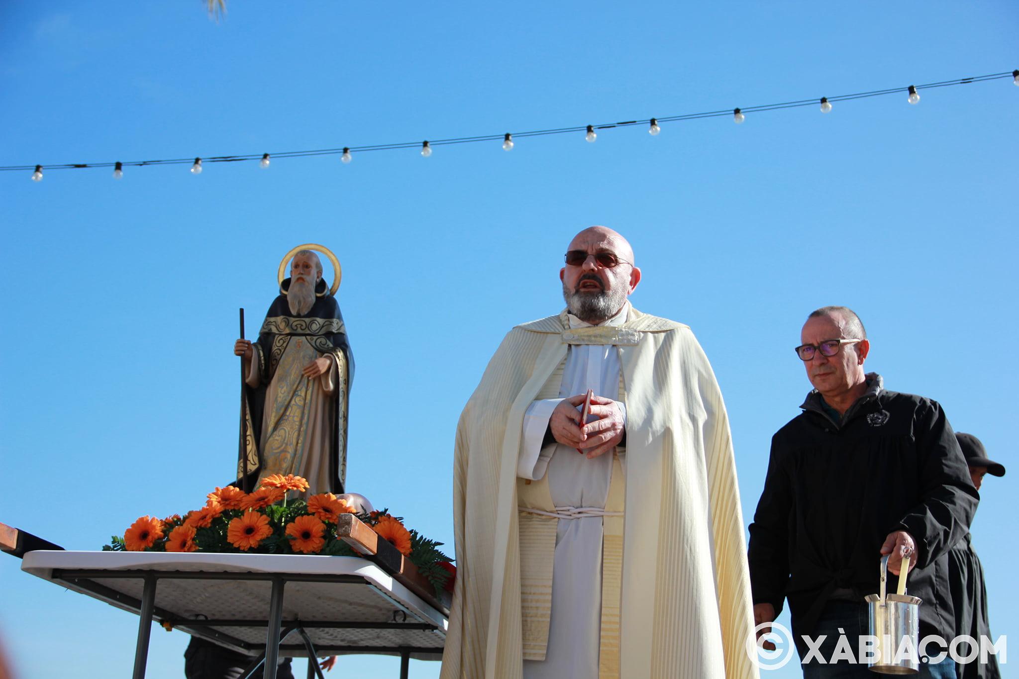 Dia de Sant Antoni. Benedicció d'animals en Duanes de la Mar (4)