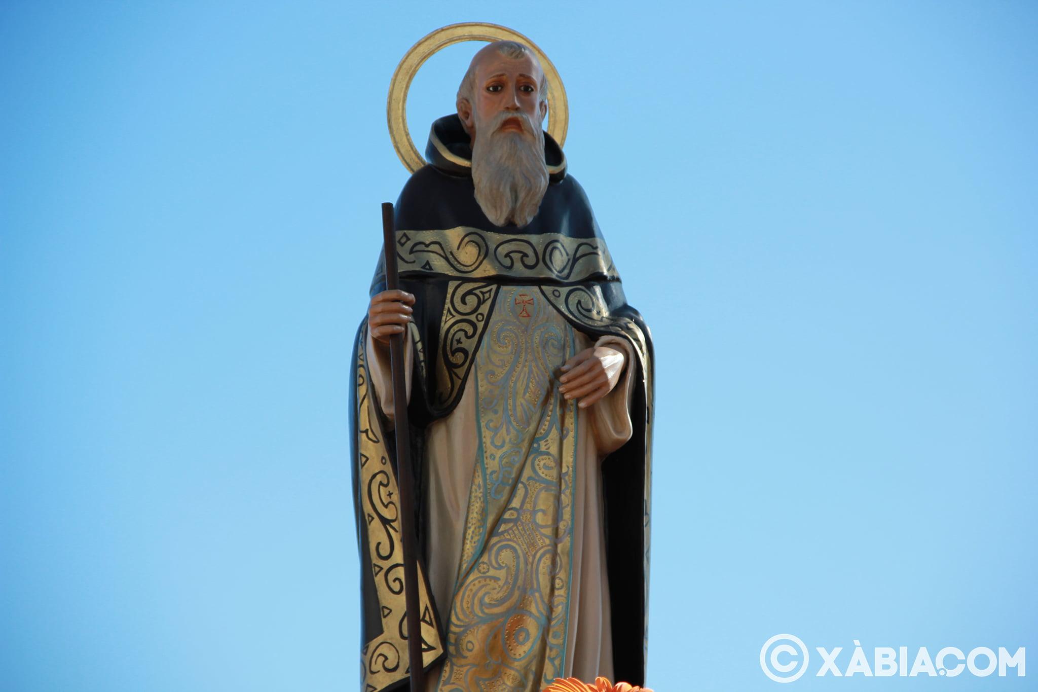 Dia de Sant Antoni. Benedicció d'animals en Duanes de la Mar (7)