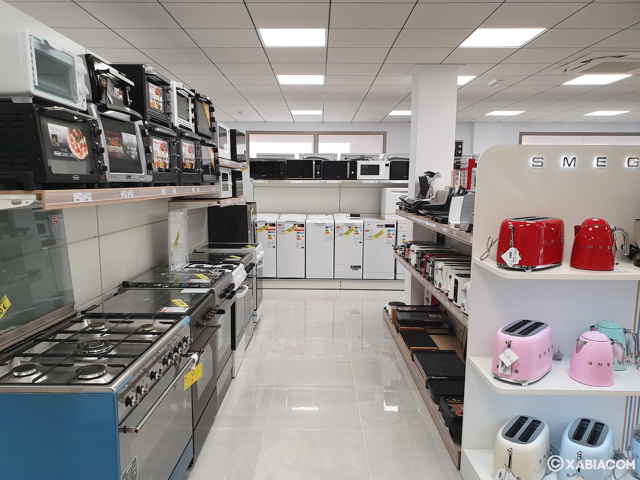 Electrodomésticos cocina Jávea – Electrodomésticos Pineda