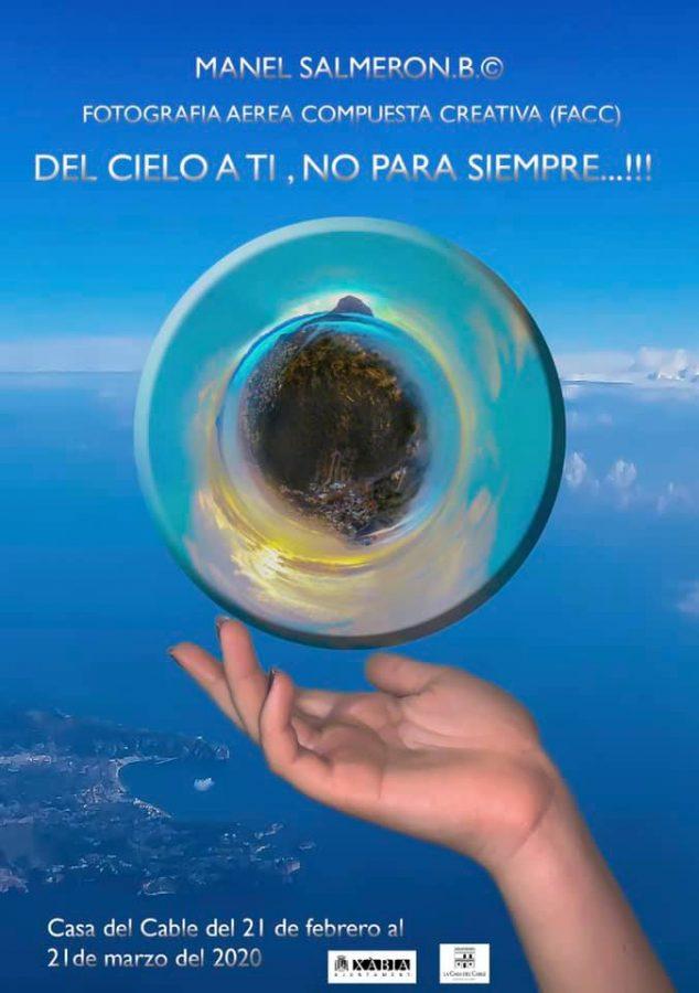 Image: Exposition de photographie aérienne créative par Manel Salmerón