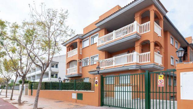 Imagen: Fachada y zona exterior de un apartamento en venta en Jávea - Inmobiliaria Belen Quiroga