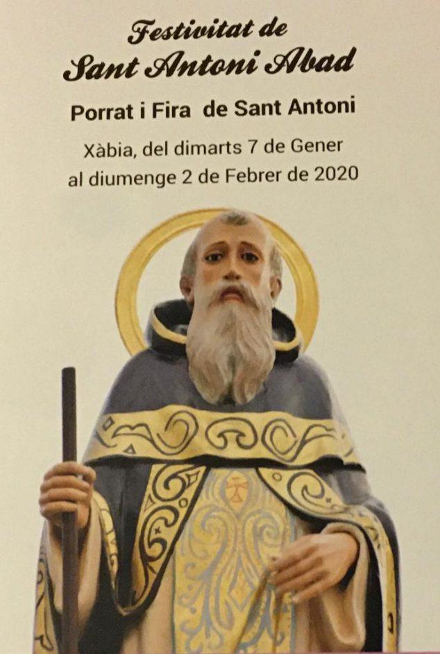 Imagen: Fiestas en honor a Sant Antoni