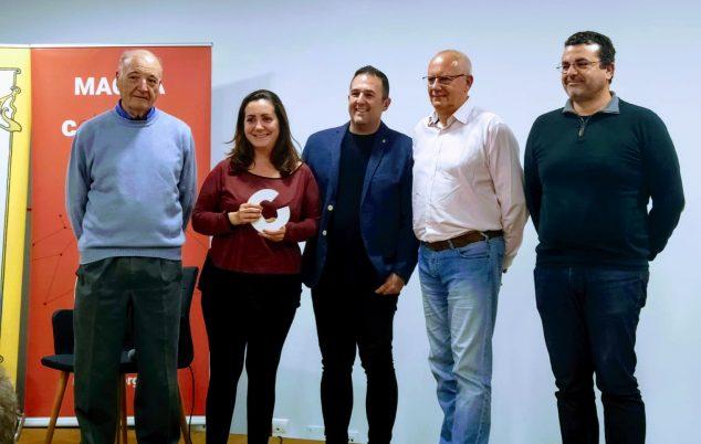 Imagen: Homenaje de la MACMA a Vicent Balaguer