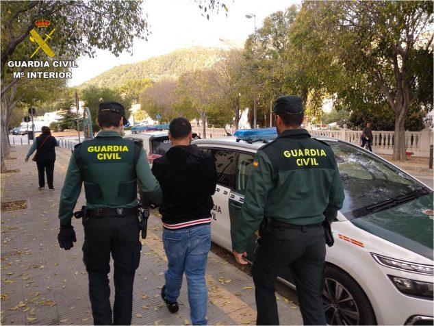 Imatge: Imatge de l'detingut