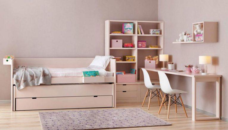 Muebles infantiles para mantener el orden - Muebles Martínez