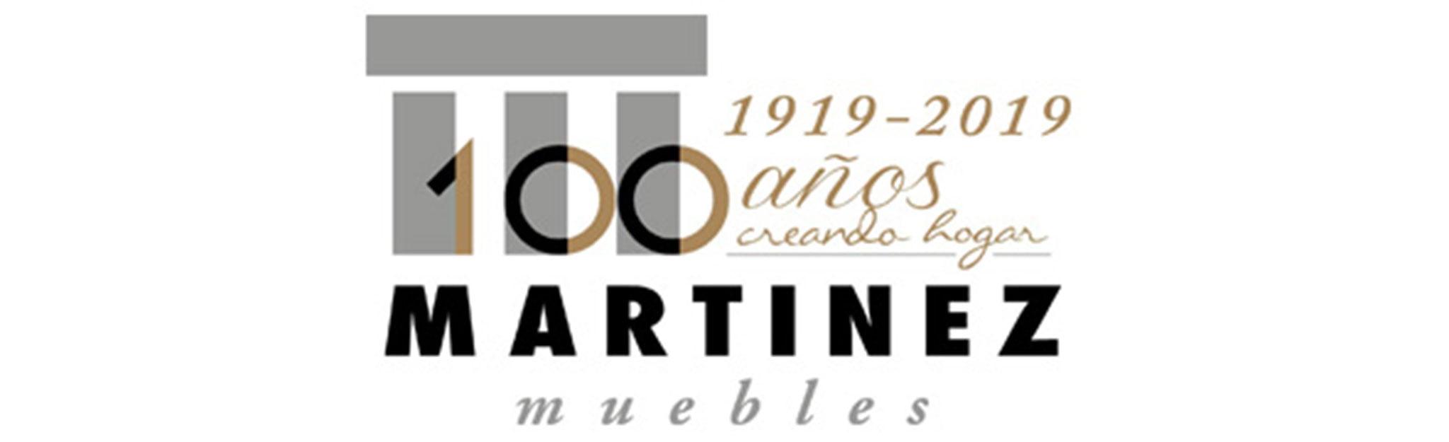 Logotipo Muebles Martínez
