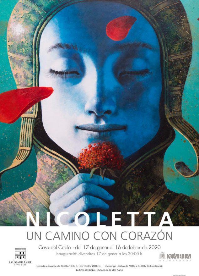 Bild: Nicoletta Ausstellungsplakat