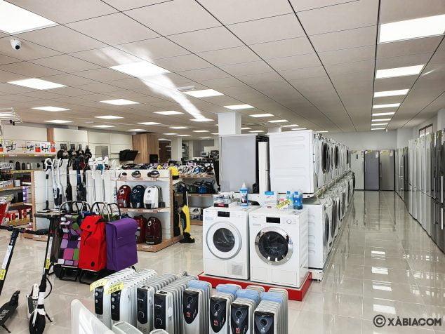 Imagen: Nueva Tienda en Jávea - Electrodomésticos Pineda
