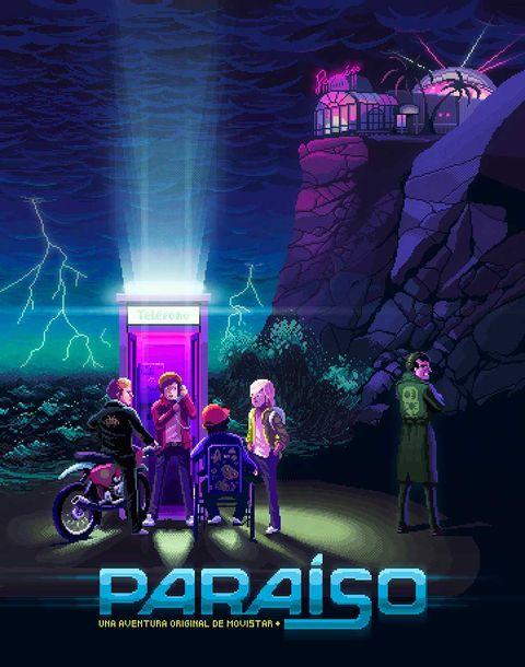 Imagen: Paraiso,  nueva serie de Movistar+