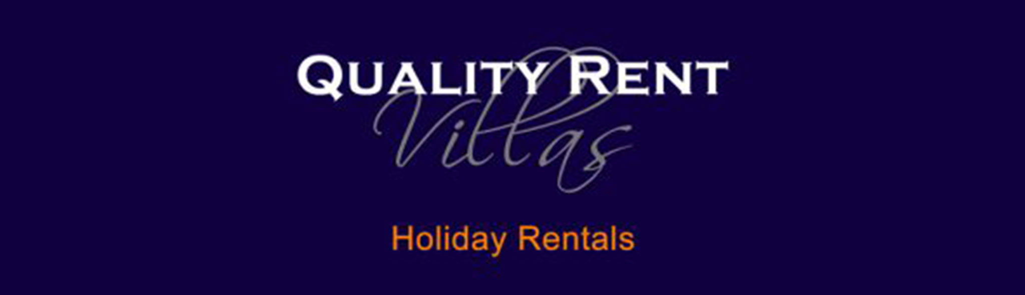 Logotipo Quality Rent a Villa