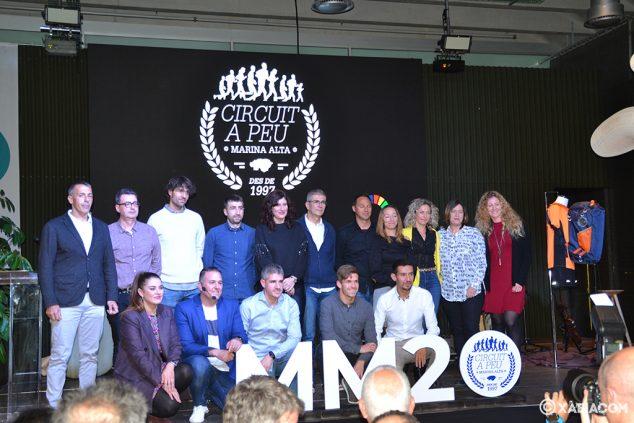 Imagen: Representantes de los clubes participantes