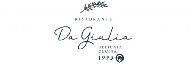 Imagen: Logotipo Restaurante Da Giulia
