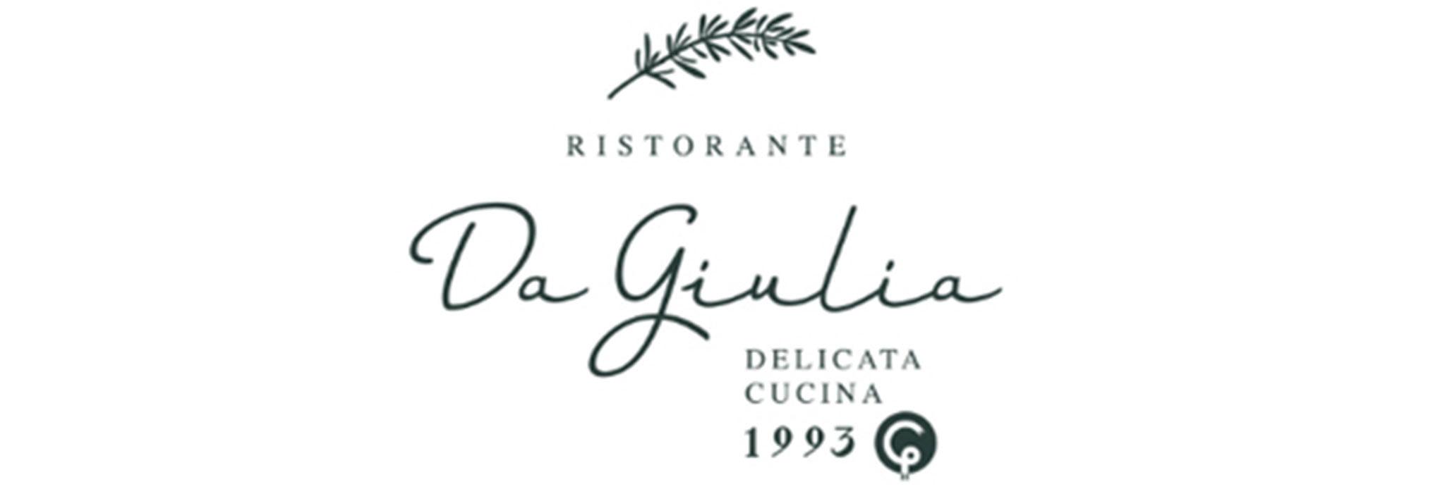 Logotipo Restaurante Da Giulia
