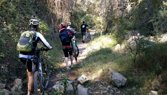 Imagen: Ruta circular en mountain bike con salida desde Dénia - Aventura Pata Negra