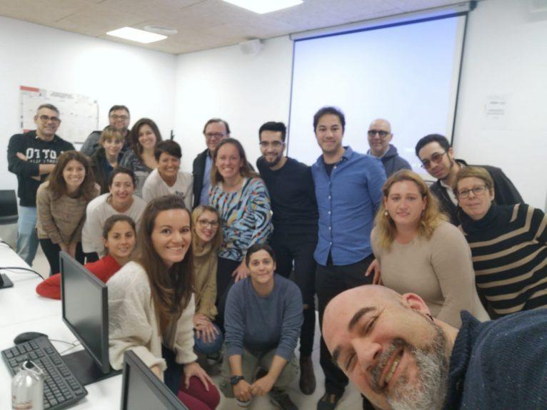 Ana Blat Creama XAbia Workshop