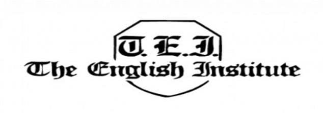 Bild: Das Logo des English Institute