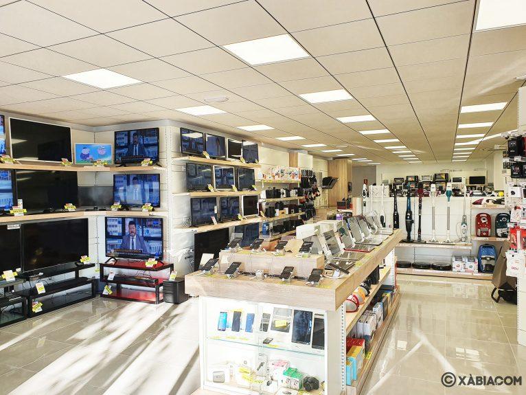 Tienda electrónica - Electrodomésticos Pineda