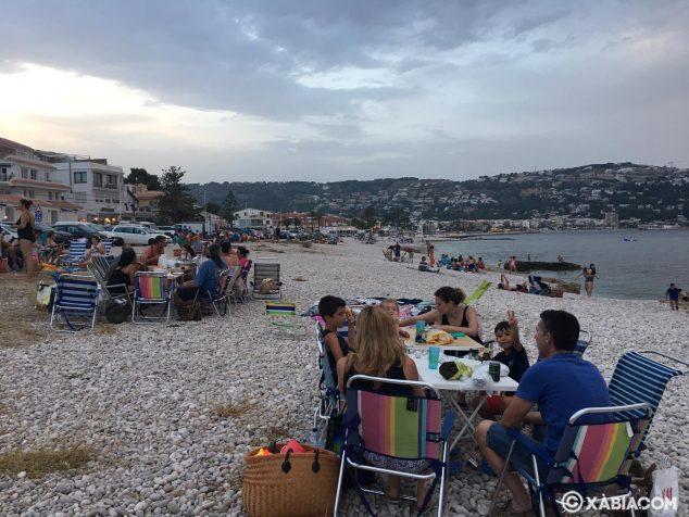 Imagen: Tradicional 'sopar a la mar'