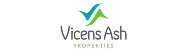 Image: logo Vicens Ash Properties