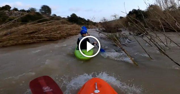 Imagen: Vídeo del descenso del río Gorgos
