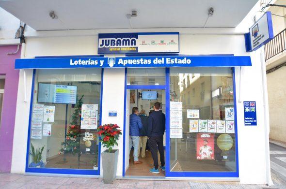 Administración de loterías Jubama