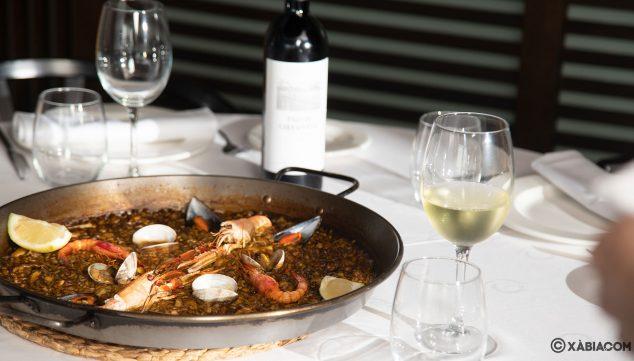 Imatge: Arrossos a Xàbia - Restaurant Norai