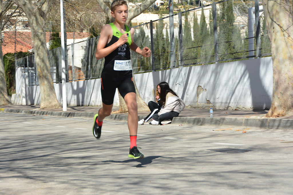 Atleta del CA Llebeig