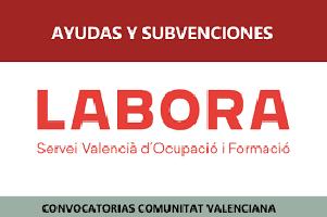 Imatge: Ajudes de Laboratori per al foment d'ocupació