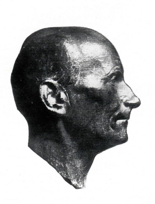 Imagen: Busto de André Lambert (Foto: https://esthisart.blogspot.com/ Blog de Estudios Valencianos Histórico-Artísticos)