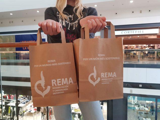 Imagen: Campaña de REMA (Rehabilitación Marina Alta) a favor de la sostenibilidad