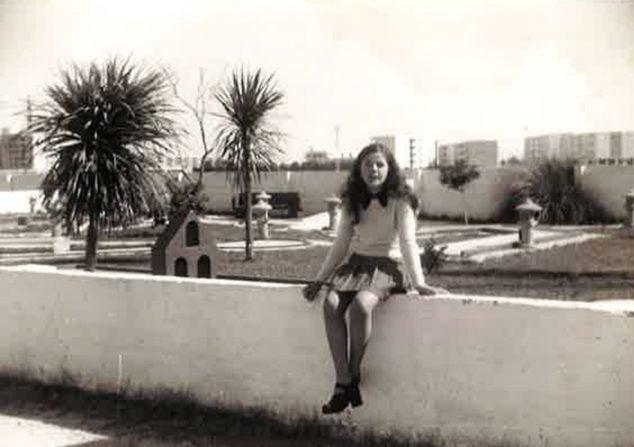 Afbeelding: op de achtergrond, Javea Minigolf (Foto: Ana María Bisquert Martínez)