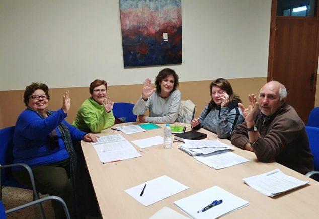 Imatge: Regidors de la Vall d'Ebo van aprovar l'adhesió