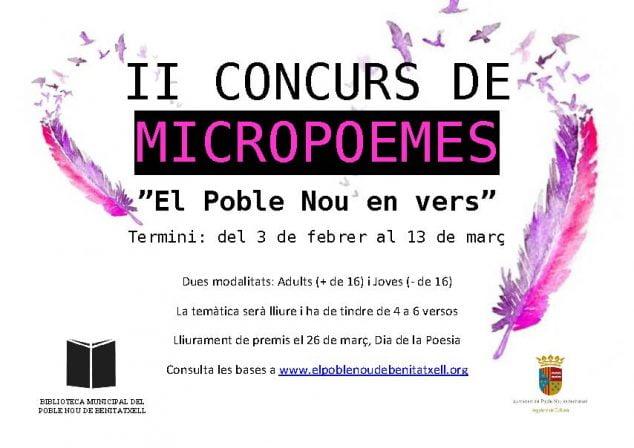 Imagen: Concurso micropoemes