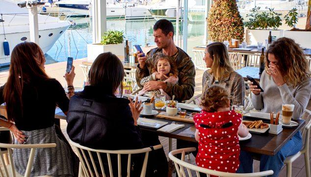 Imagen: Desayuna con los tuyos en Pa Picar Algo