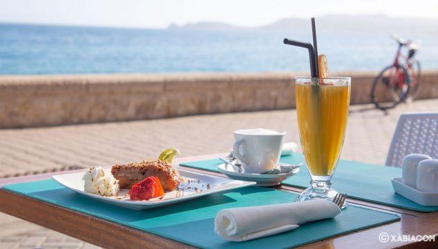 Imatge: Esmorzars amb vistes a la mar a Xàbia - Restaurant Norai