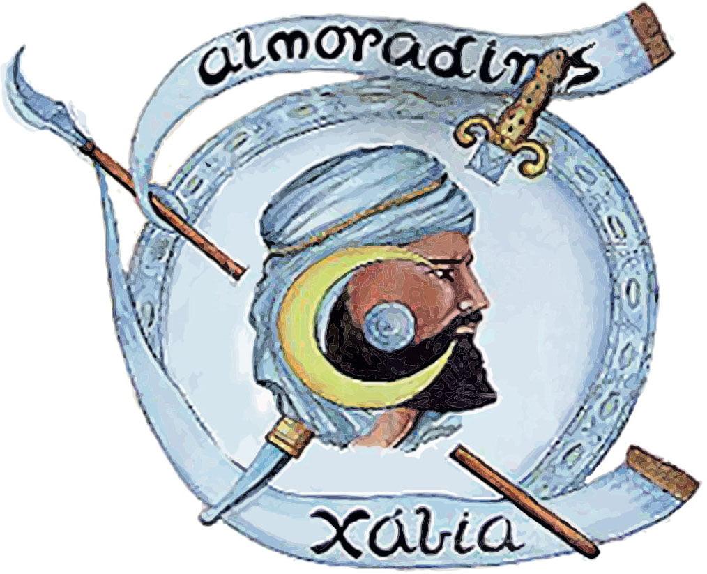 Escudo de la filà Almoradins