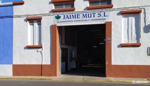 Fachada de Jaime Mut SL