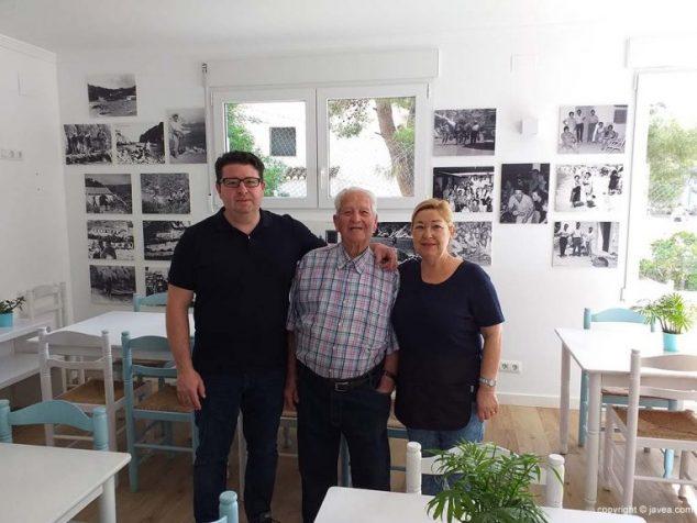 Imatge: Família Estarlich, gerent de el Restaurant Sud