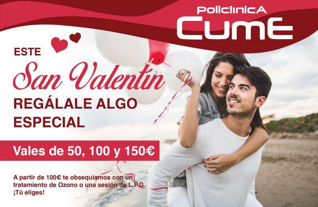 Immagine: Regala qualcosa di molto speciale a San Valentino grazie al Policlinico CUME