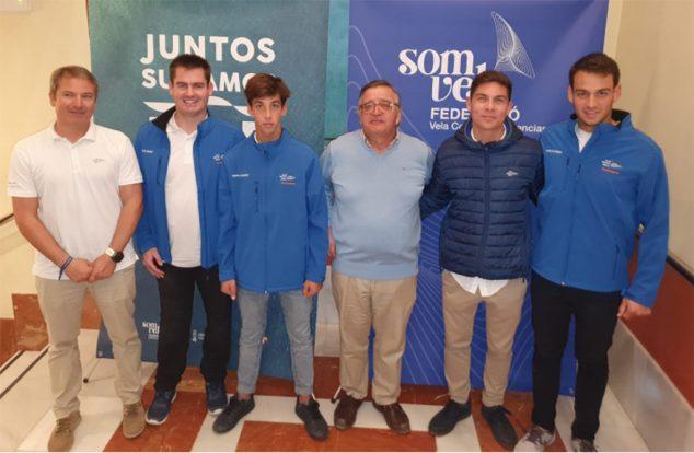 Imagen: Galardonados xabieros en la Gala Un Mar de Campeones