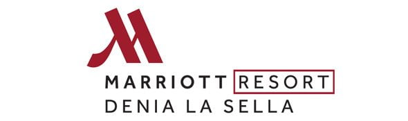 Imagen: Logotipo del Hotel Dénia Marriott La Sella Golf Resort & Spa