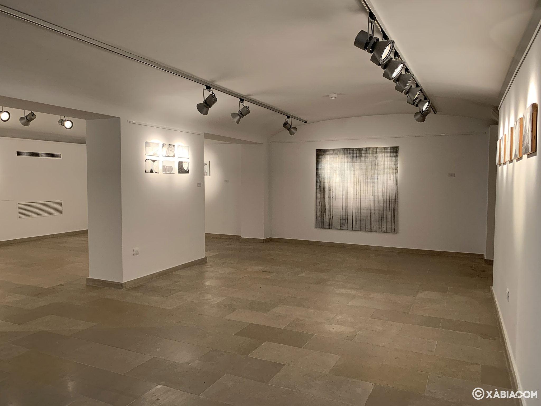 Imagen general del Centre d'Art Ca Lambert de Jávea