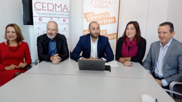 Imatge: Jurat de CEDMA 2020