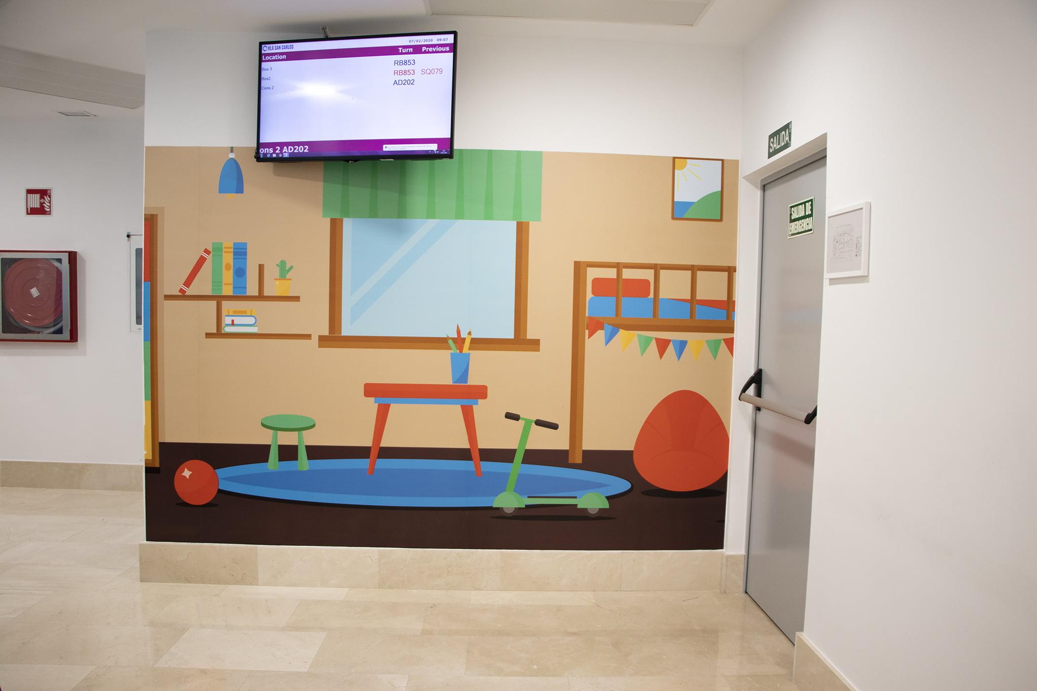Nuevas instalaciones en HLA San Carlos