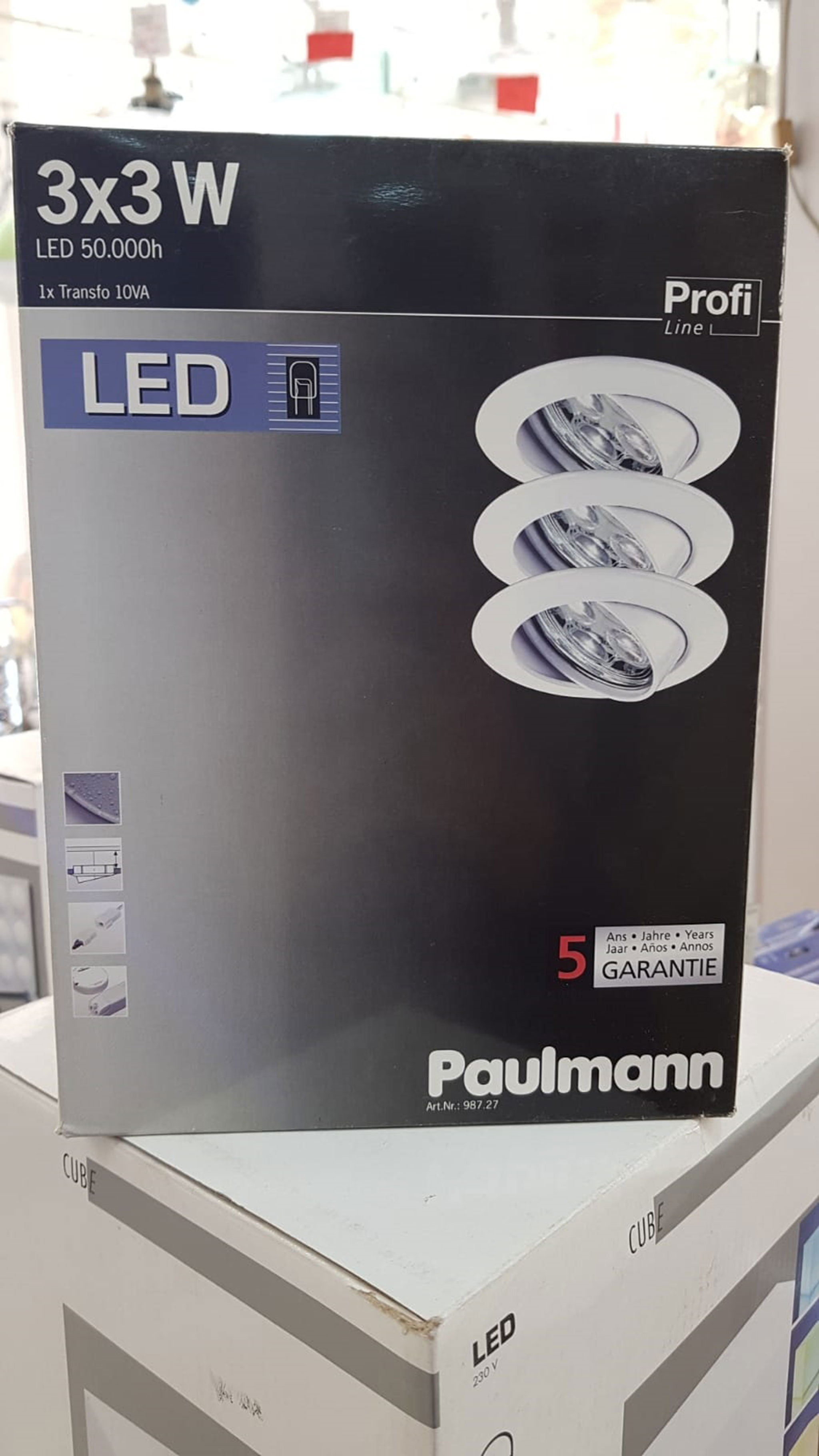 Pack de LEDS empotrados – Vimaluz