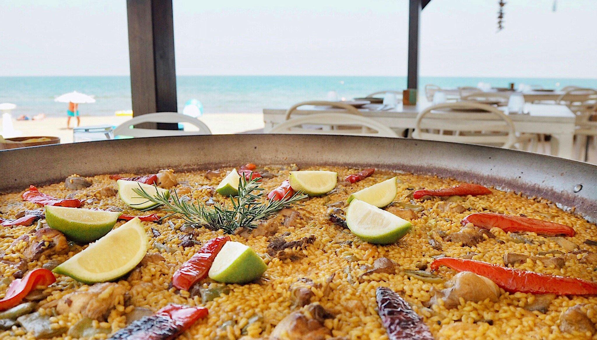 Paella en Dénia junto al mar – Restaurant Noguera